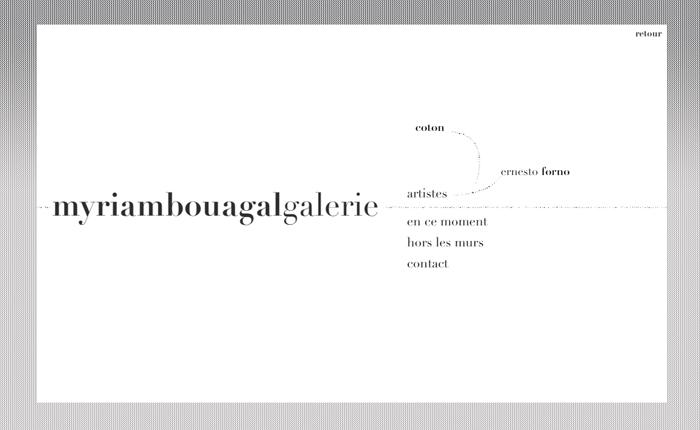 Myriam Bouagal Galerie